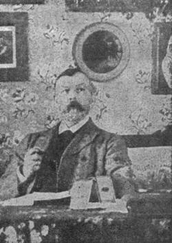 Skarpretter Seistrup 1903