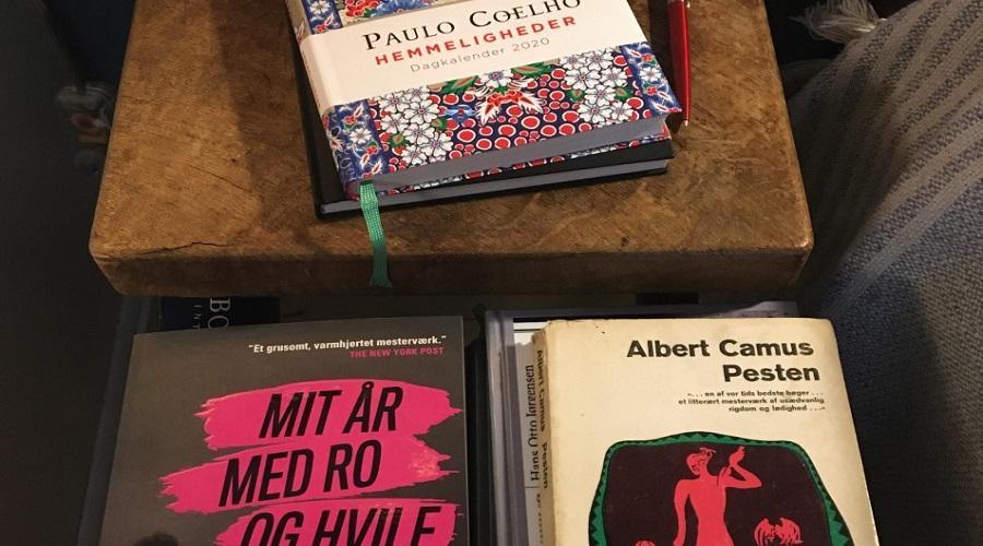 Forsøg på læsning i en corona-tid
