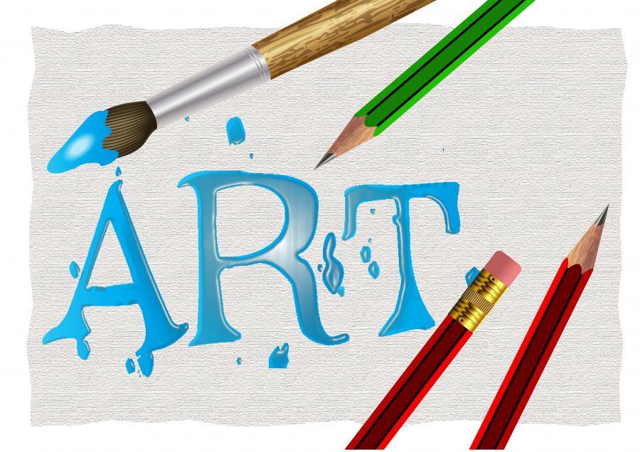 tegne-maleværksted