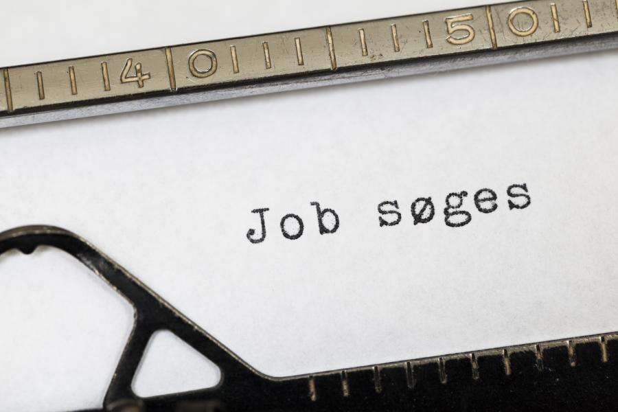 hjælp til jobsøgning