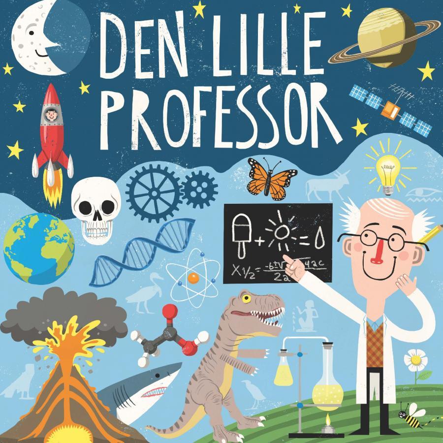 Den lille professor